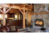 Wood Burning Fireplace - High Country™ 6000
