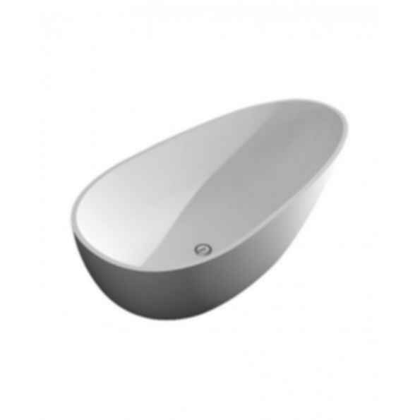 Freestanding Bathtub in White- Marisol