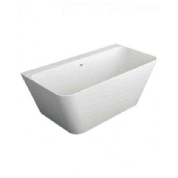 Freestanding Bathtub in White - Glenwood