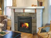 Wood Fireplaces - Z42-CD