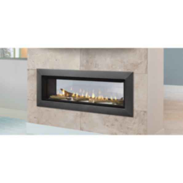 Direct Vent Gas Fireplace - Echelon II See-Through