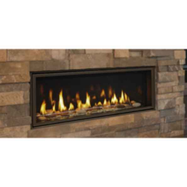 Direct Vent Gas Fireplace - Echelon II
