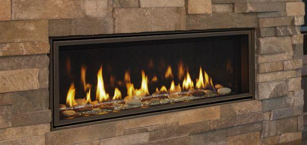 Direct Vent Gas Fireplace Echelon Ii Modlar Com