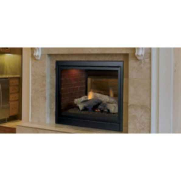 Direct Vent Gas Fireplace - Pearl