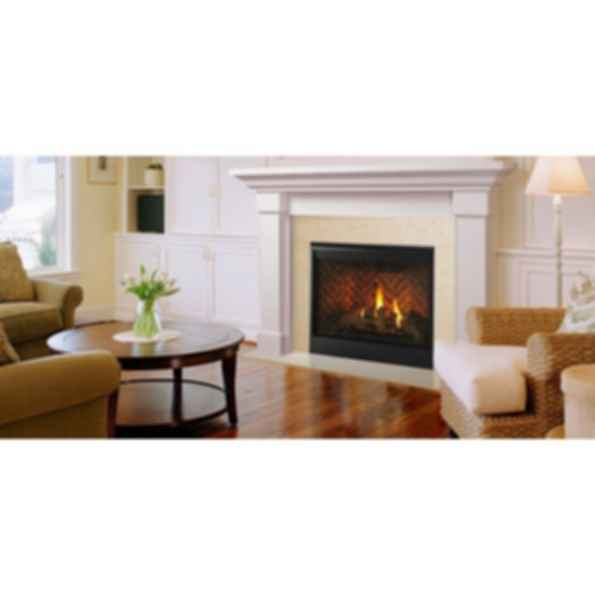 Direct Vent Gas Fireplace - Meridian Series