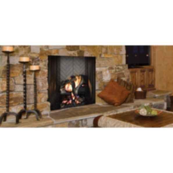 Wood-Burning Fireplace - Ashland
