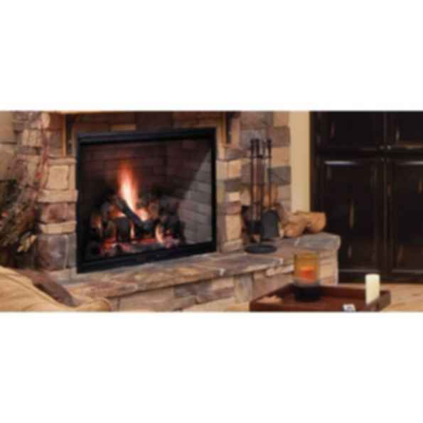 Wood-Burning Fireplace - Biltmore