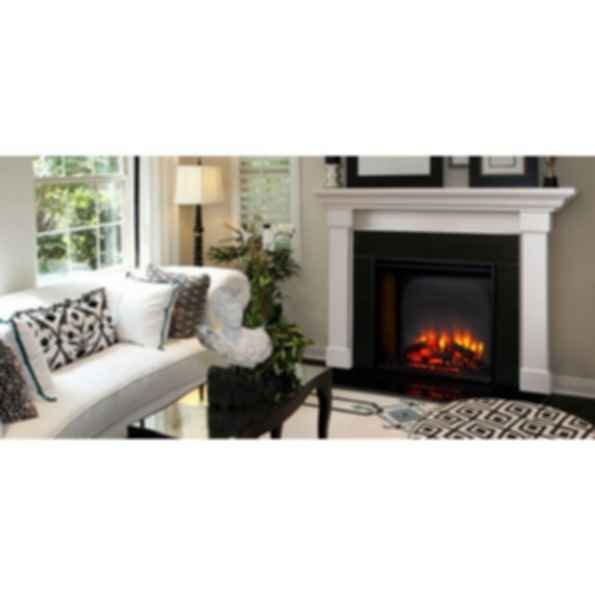Electric Fireplace - SimpliFire Built-In