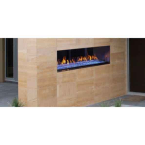 Outdoor Gas Fireplace - Palazzo See-Through