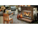 Outdoor Gas Fireplace - Dakota
