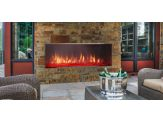Outdoor Gas Fireplace - Lanai