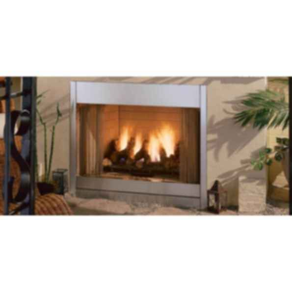 Outdoor Gas Fireplace - Al Fresco