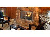 Outdoor Gas Fireplace - Villa Gas