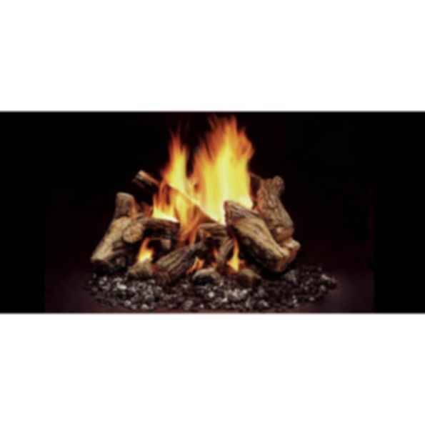 Vented Gas Log Set - Duzy 5