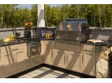 Danver Stainless Steel Cabinetry II Outdoor Pizza Ovens