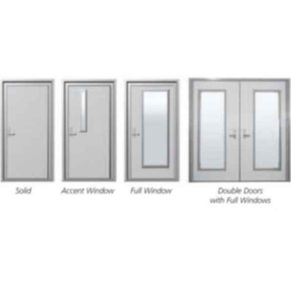 Pre-Engineered Acoustical Doors