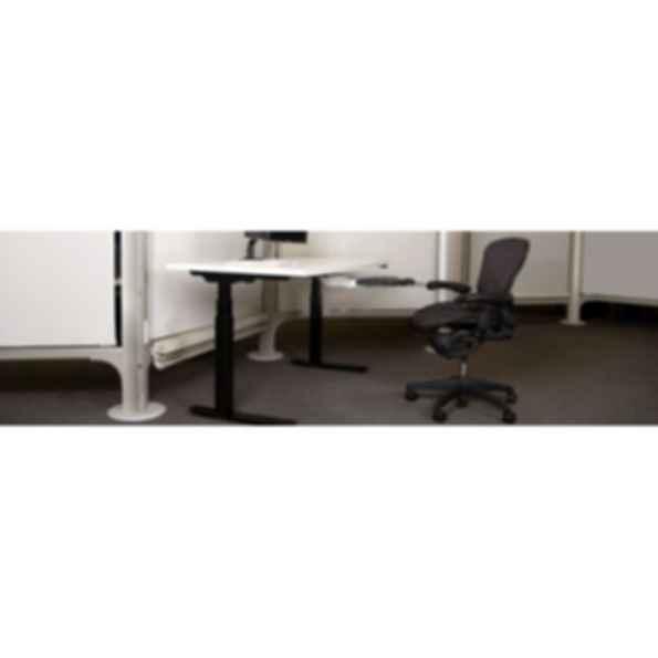Allegretto Height Adjustable Table Frame Kit