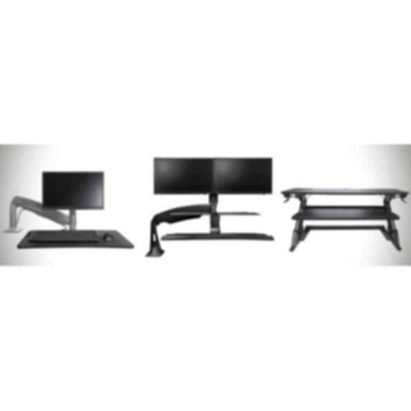 Altissimo™ Desktop Sit-Stand Workstation
