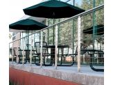 Stainless Steel Cable Handrail - System SP1-2000
