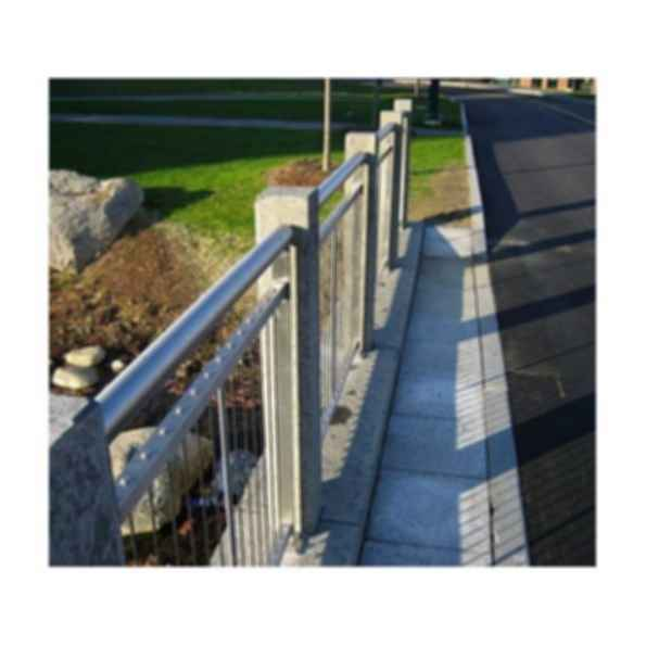 Stainless Steel Cable Handrail - System VC1-2000