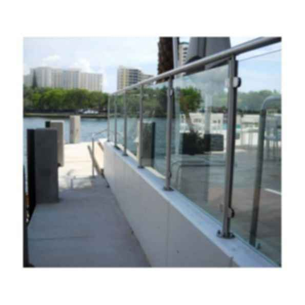 Glass Handrails Panel - System SPG2-2000