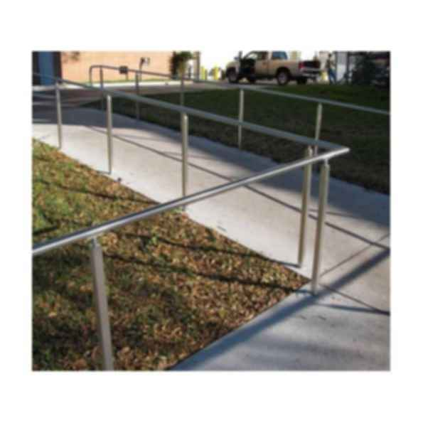 Stainless Steel Q Line Handrail - System SL1-2000