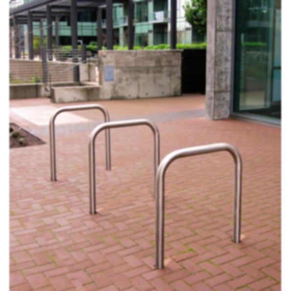 HP Staple Bike Rack