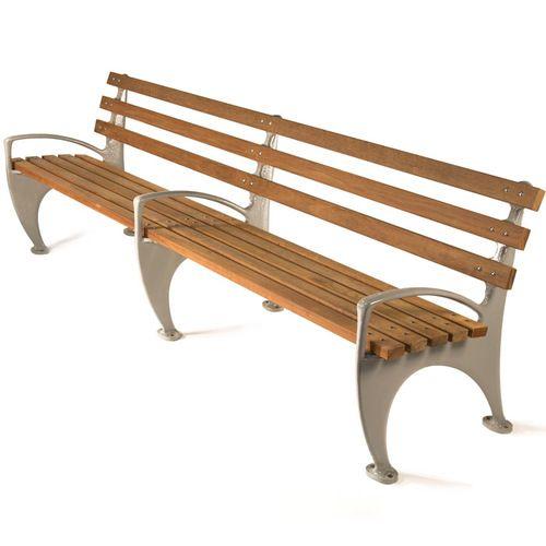 1964 World S Fair Bench Modlar Com