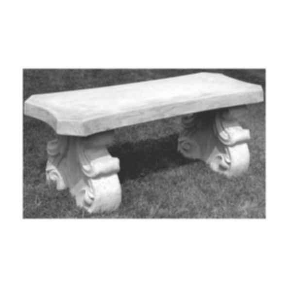 Baroque Bench