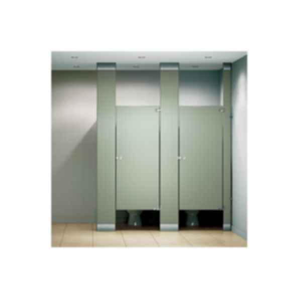 Floor To Ceiling Anchored Partitions