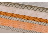 Schluter® DITRA-DRAIN Waterproofing, Uncoupling, and Drainage Membranes