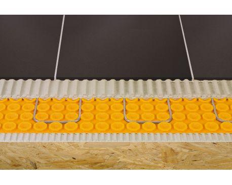 schluter ditra heat electric floor warming system. Black Bedroom Furniture Sets. Home Design Ideas