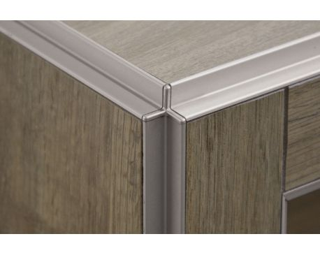 schluter indec profile. Black Bedroom Furniture Sets. Home Design Ideas
