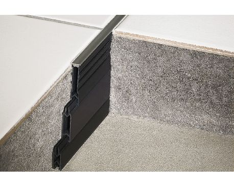 schluter dilex mp mpv mortar bed joint profiles. Black Bedroom Furniture Sets. Home Design Ideas