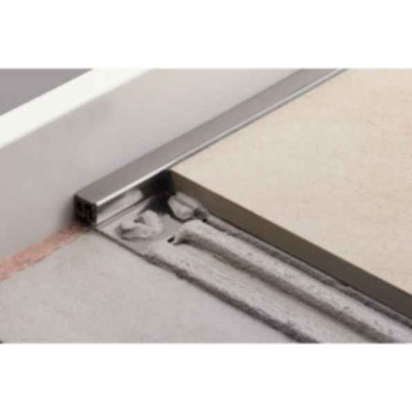 schluter dilex ksa perimeter joint profile. Black Bedroom Furniture Sets. Home Design Ideas