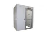 Low-Profile Straight-Through Air Showers - CAP701LP-ST