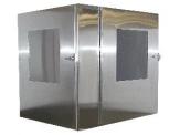 Pass-Thru Cabinet - CAP18F9L