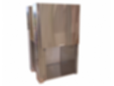 Pass-Thru Cabinet - CAP18WVS