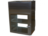 Pass-Thru Cabinet - CAP18WHF