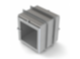 Pass-Thru Cabinet - CAP18WTI