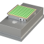 Motorized Ceiling Fan Filter Unit - CAP117