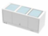 Vertical Flow Fan Filter Unit - CAP116