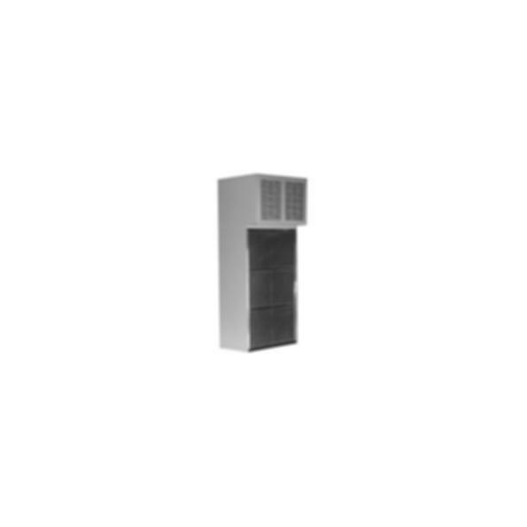 Horizontal Flow Wall & Ceiling Modules - CAP130
