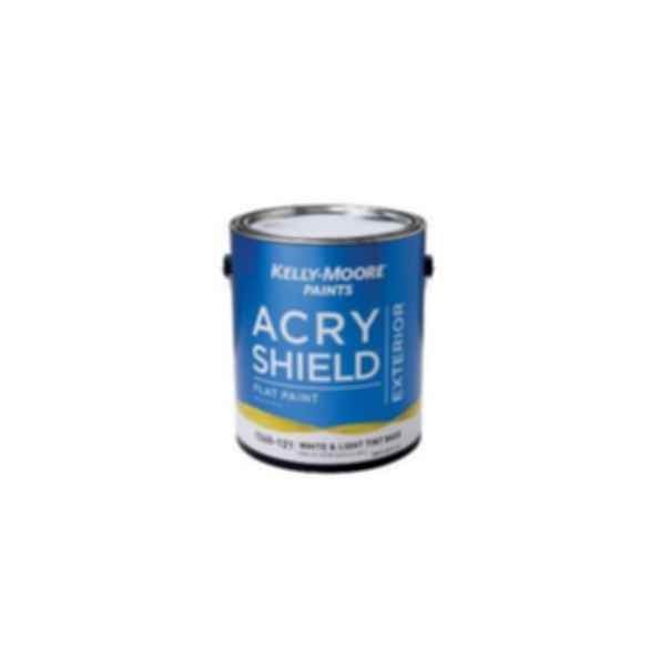 Acrylic Exterior Flat Paint - 1240 AcryShield