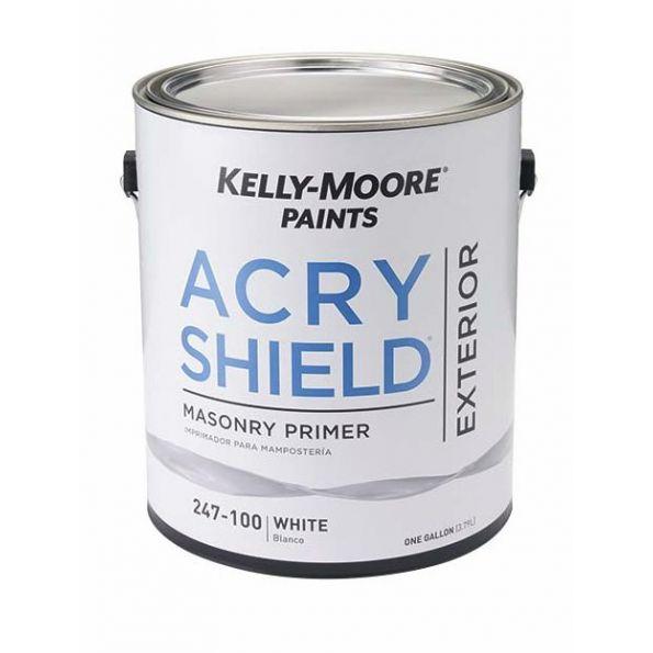 Acrylic Exterior Masonry Primer   247 AcryShield Part 90