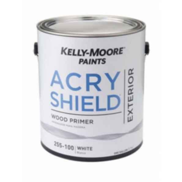 Acrylic Exterior Wood Primer; 255 AcryShield