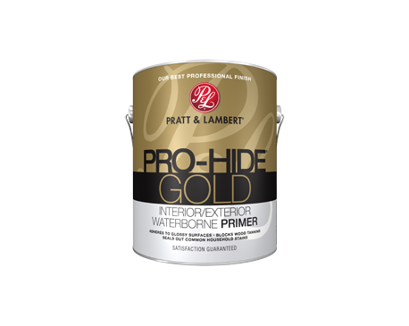 Interior Paints Pro Hide Gold
