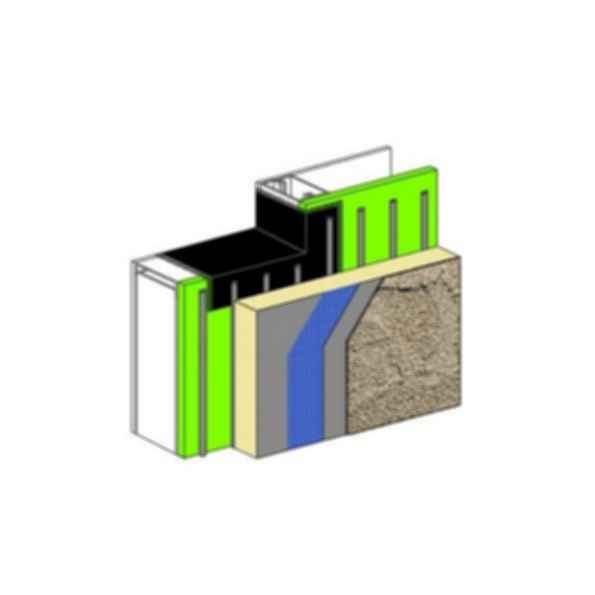 Commercial EIF System - Outsulation X