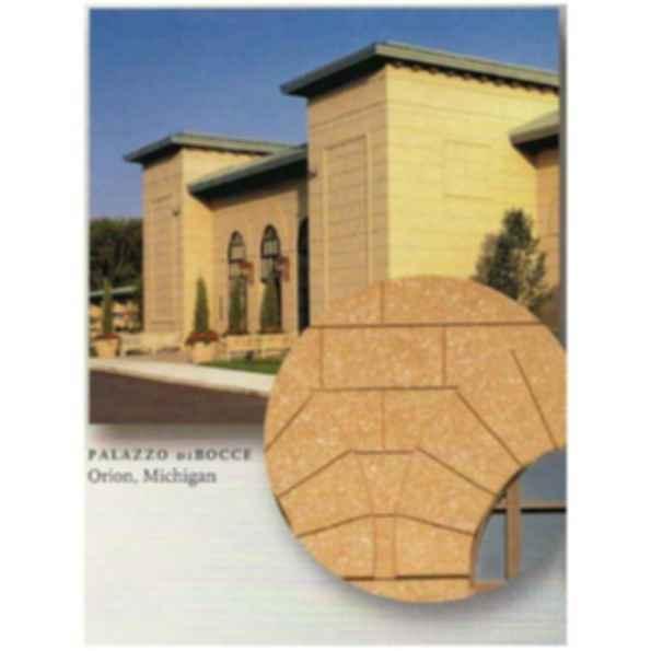 Trowel-Applied Stone Finish - TerraNeo®