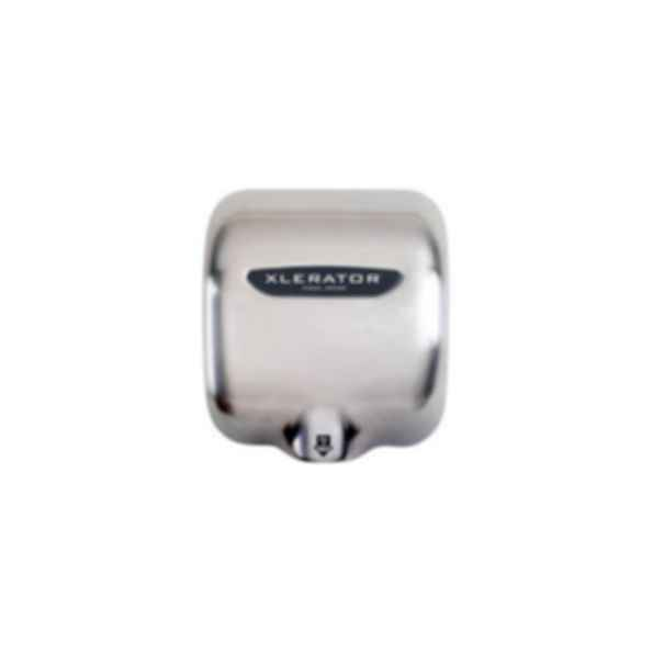 XLERATOR® Brushed Stainless Steel Hand Dryer